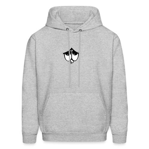 Sad bird - Men's Hoodie
