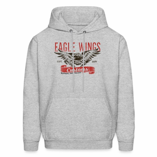 Eagle Wings Customs - Men's Hoodie