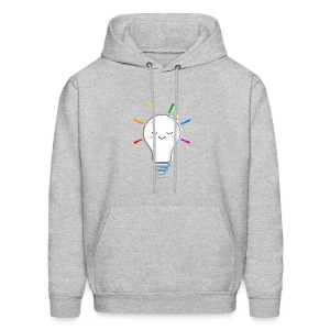 Lighten Up - Men's Hoodie