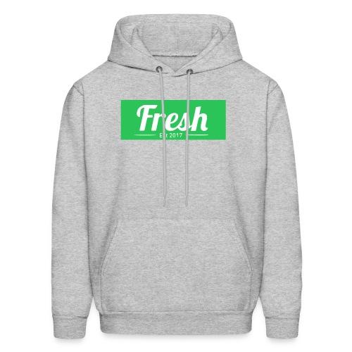 green logo - Men's Hoodie
