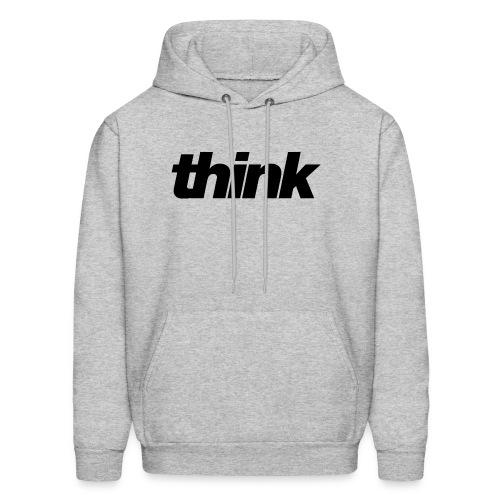 Think1 - Men's Hoodie