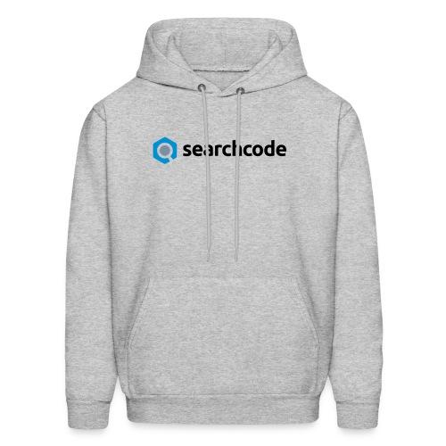 searchcode logo - Men's Hoodie