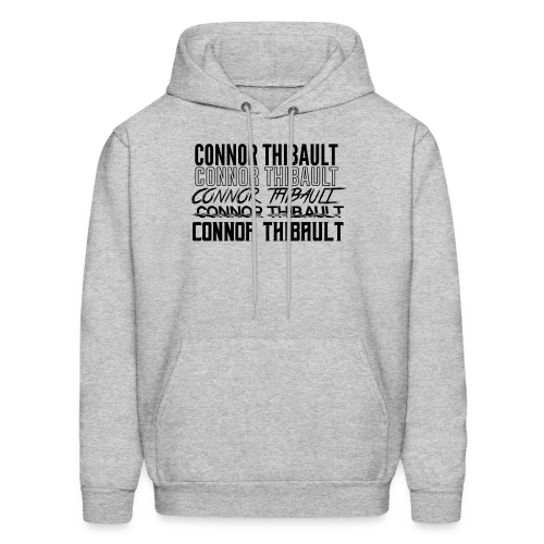 Connor Thibault Timeline - Men's Hoodie
