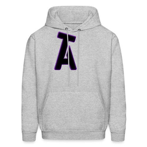 Team Amethyst LOGO ON MERCH - Men's Hoodie