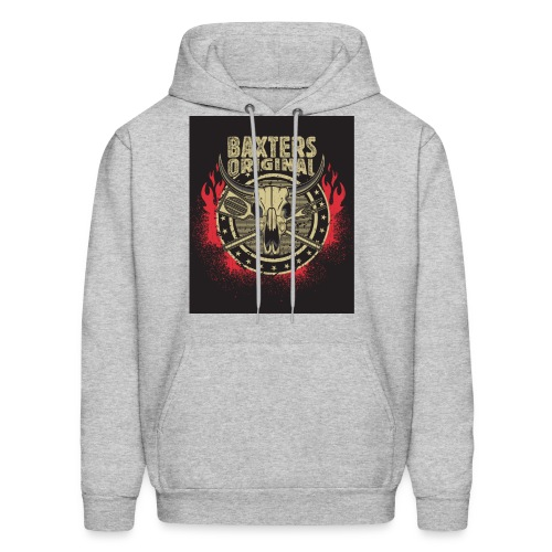 Baxters Original Tshirt Bullhorn - Men's Hoodie