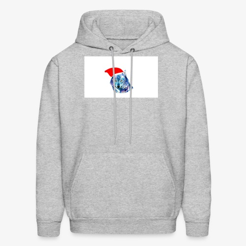 wolf nation chrismas limited time only - Men's Hoodie