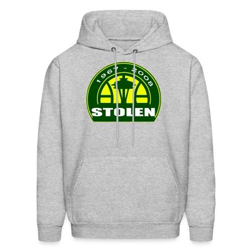 Seattle Supersonics STOLEN Shirt - Men's Hoodie