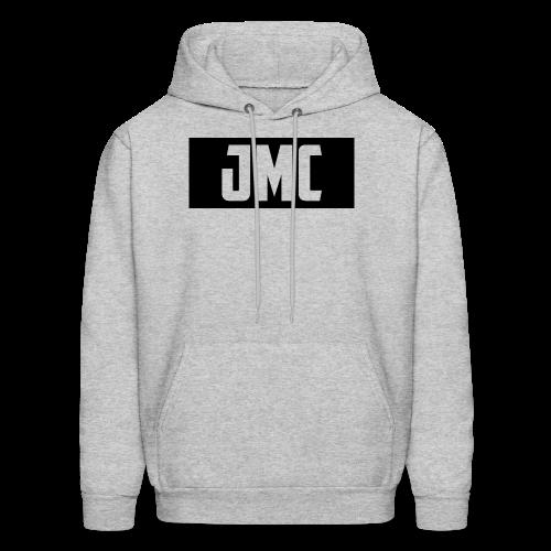 JMC's Black Logo - Men's Hoodie