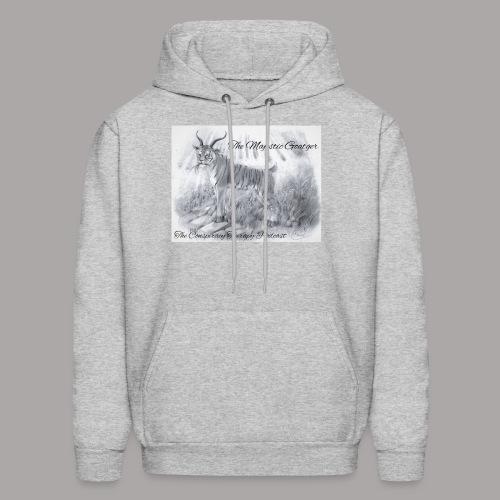 The Majestic Goatger - Men's Hoodie