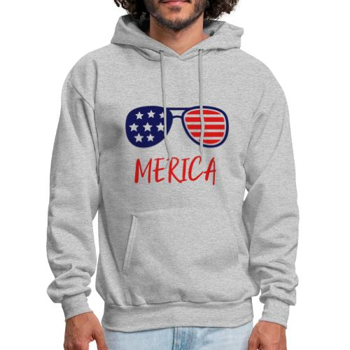 Merica Shirt - USA merica woman shirt -Merica 1255 - Men's Hoodie