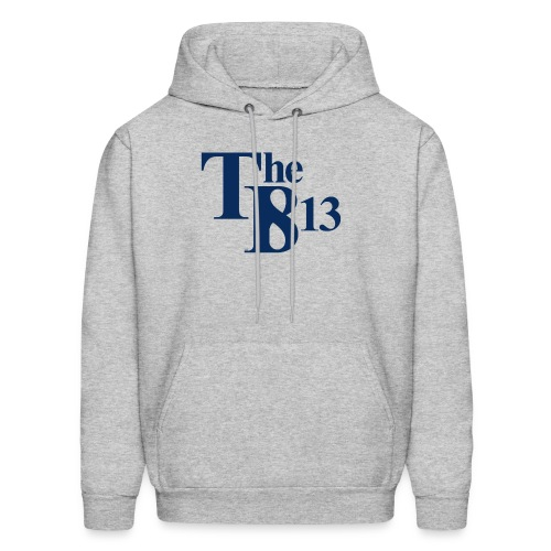 TBisthe813 BLUE - Men's Hoodie