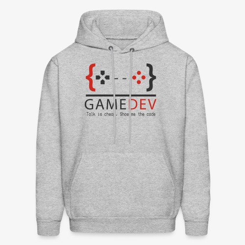 Game Developer - Men's Hoodie