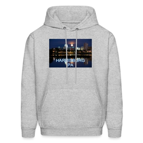 Harrisburg is home - Men's Hoodie
