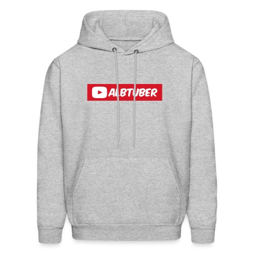 AlbTuber Logo - Men's Hoodie