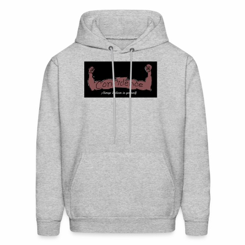 Always believe in yourself - Men's Hoodie