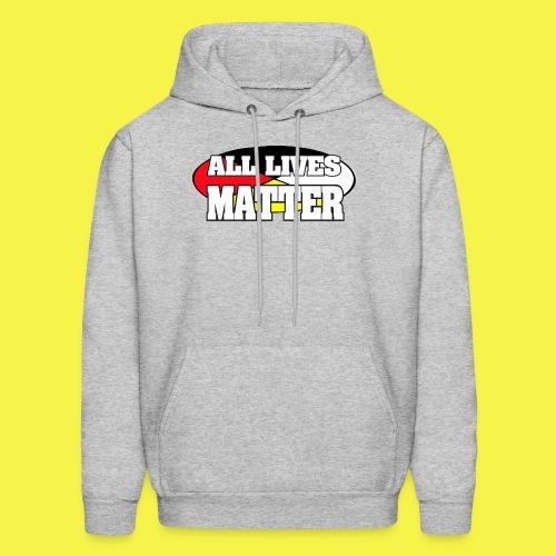 ALL LIVES MATTER - Men's Hoodie