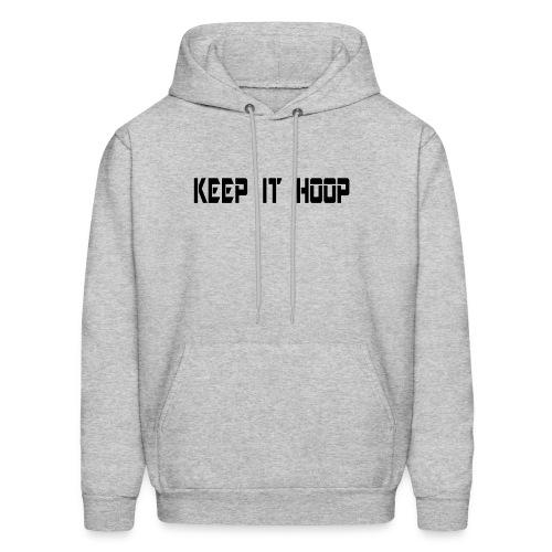Keep It Hoop - Men's Hoodie