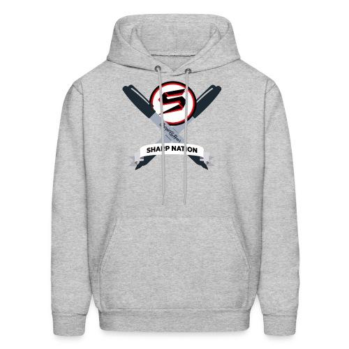 Sharp Nation Shirt - Men's Hoodie