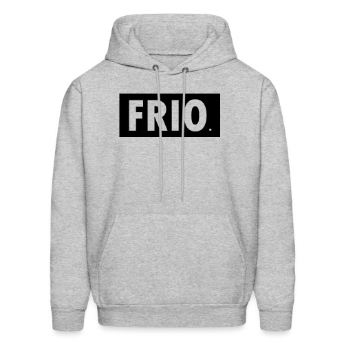Frio shirt logo - Men's Hoodie