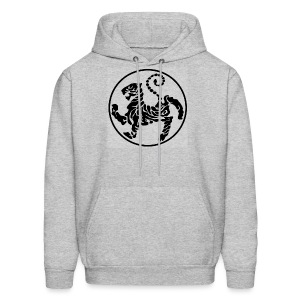 Shotokan-Tiger_black - Men's Hoodie