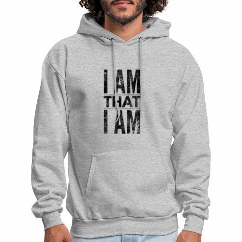 I Am That I Am - Men's Hoodie