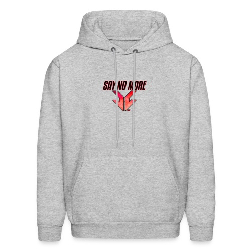 SAY NO MORE APPAREL - Men's Hoodie