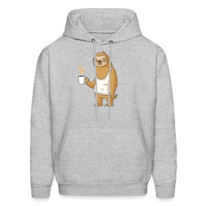 Monday Morning Depresso - Men's Hoodie
