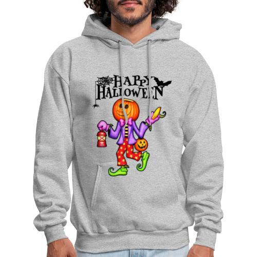 Halloween shirt - Pumpkin shirt - Men's Hoodie