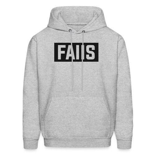 FAIIS logo Design - Men's Hoodie