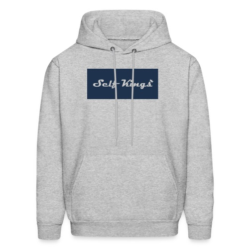 Self Kings Crowned - Men's Hoodie