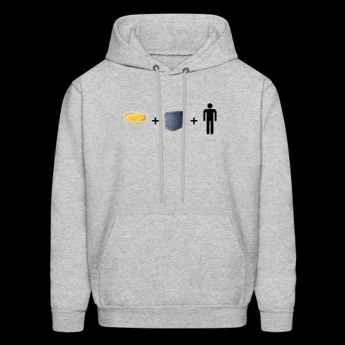 Macaroni Pocket Man Shirt - Men's Hoodie