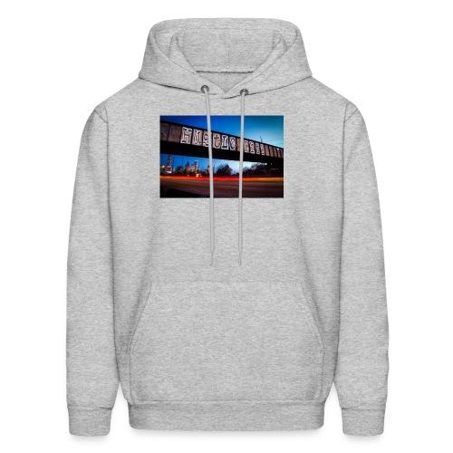 Husttle City Bridge - Men's Hoodie
