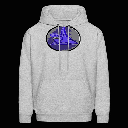 assassin shark - Men's Hoodie