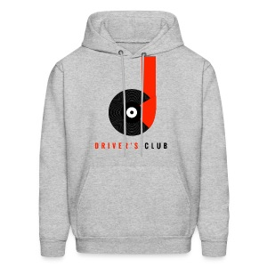 Drivers Club Logo - Men's Hoodie