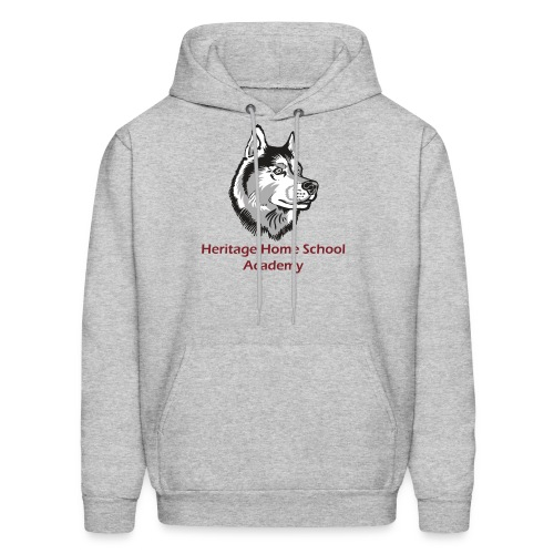 Mascot Logo - Men's Hoodie