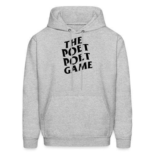 The Poet Game *ASSC* Edition Merch - Men's Hoodie