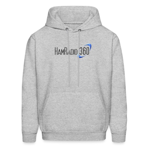 Ham Radio 360 Official Logo Gear - Men's Hoodie