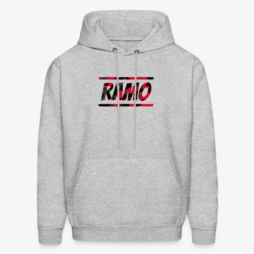 Ramo Red Camo - Men's Hoodie