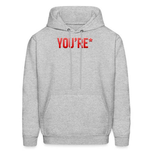 You're* Official Merch - Men's Hoodie