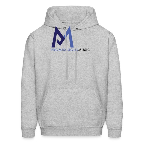 new pm blue - Men's Hoodie