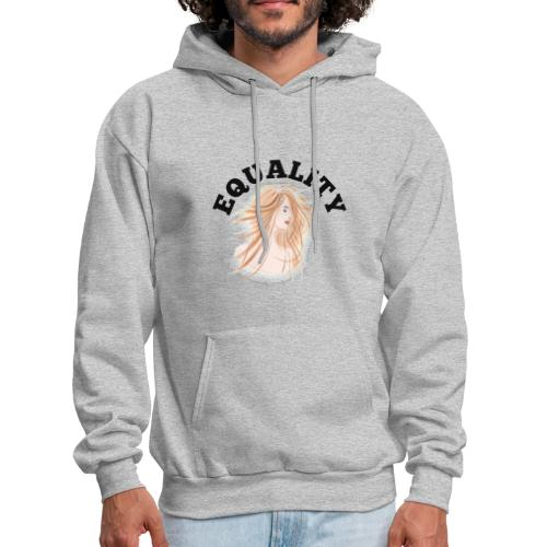 Woman equality day t-shirt - Men's Hoodie