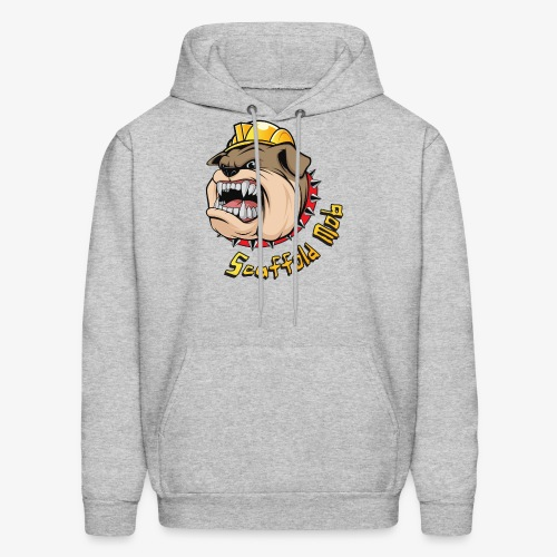 Scaffold Mob Dog - Men's Hoodie