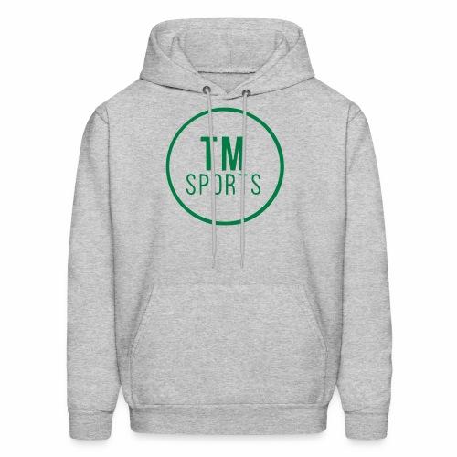 TM Sports Logo - Men's Hoodie