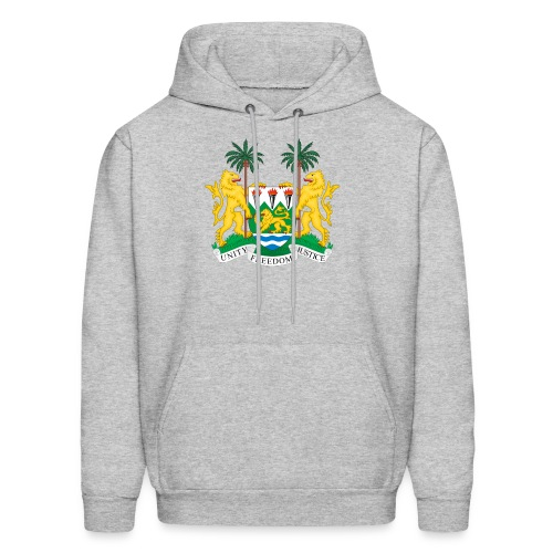 Coat of Arms SL - Men's Hoodie
