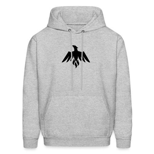 Black INTZ Logo - Men's Hoodie