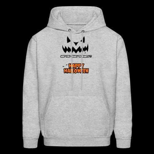 happy halloween day t-shirt for men, women , youth - Men's Hoodie