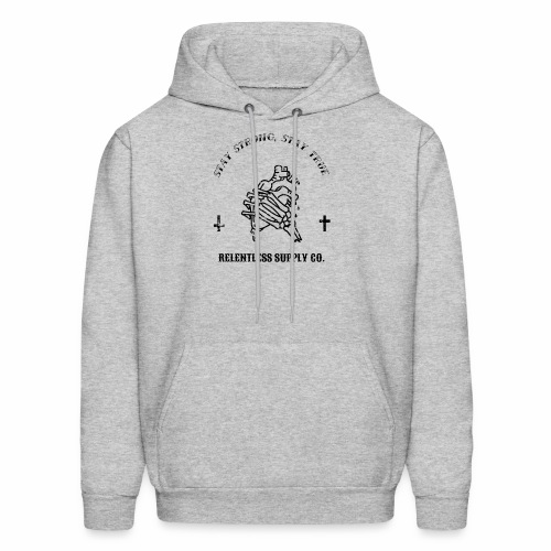 Stay True, Stay Strong - Men's Hoodie