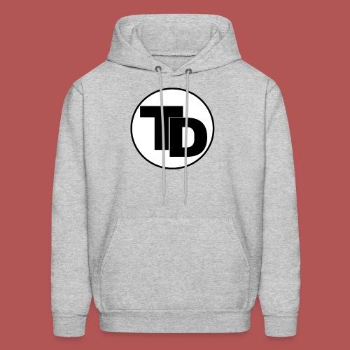 Team doronne Maine logo - Men's Hoodie
