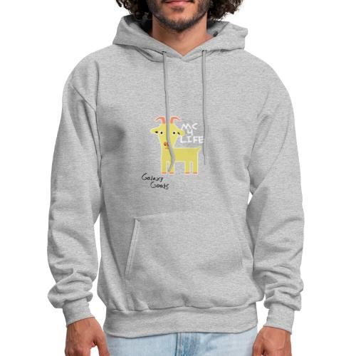 Limited Edition Galaxy Goats Merch - Men's Hoodie