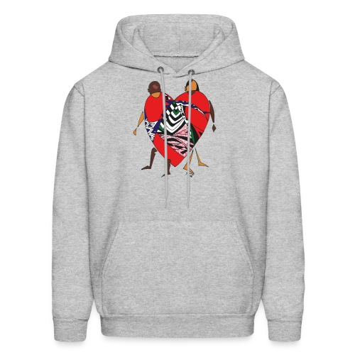 Separate Ways - Men's Hoodie